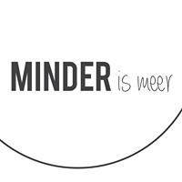 Minder is meer